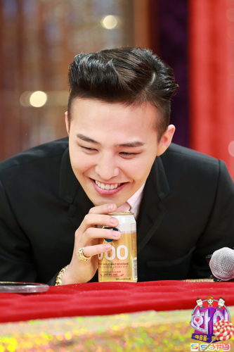 "G-DRAGON & Daesung on SBS' ""Incarnation"""