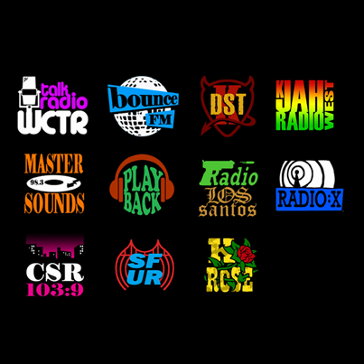 GTA San Andreas Radio Stations