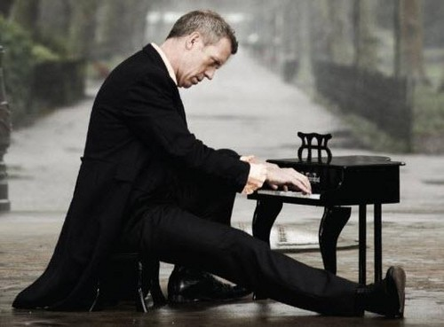 Hugh Laurie- New CD - Didn't It Rain