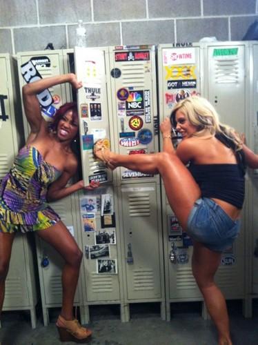 Kaitlyn feet wwe Kaitlyn (wrestler)