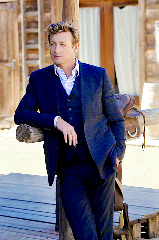 "The Mentalist- 5x19 ""Red Letter Day""- Promotional Pictures"