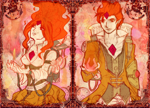 flame princess and flame prince