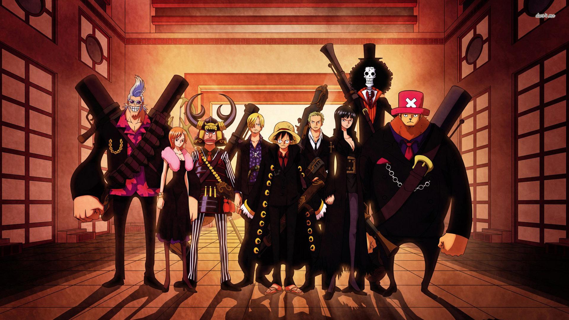 *Strong World * - One Piece Wallpaper (34106700) - Fanpop