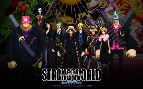 *Strong World *