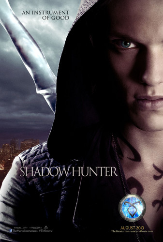 'The Mortal Instruments: City of Bones' character poster