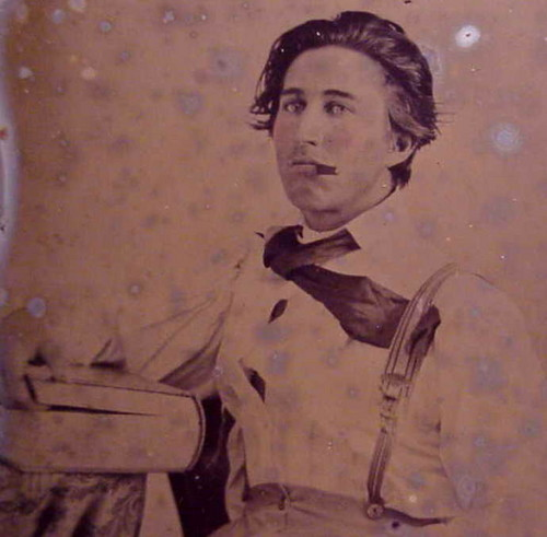 1850s photo Looks like Cage