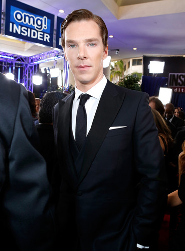 Benedict Cumberbatch | Golden Globes Awards 2013