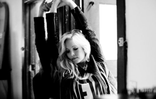 Candice Accola - Nylon Photoshoot 2010