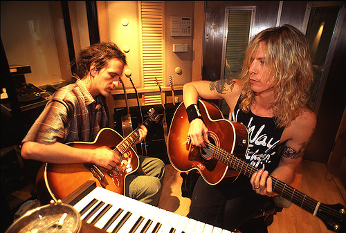 Duff and Izzy