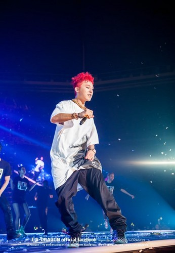 G-DRAGON [ONE OF A KIND] Concert in Seoul
