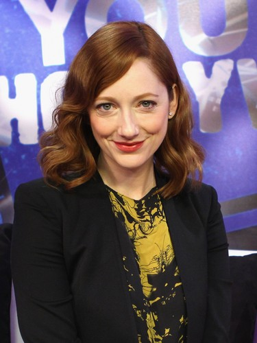 Judy Greer visits the Young Hollywood Studio
