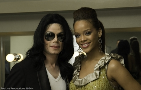 Michael and Rhianna