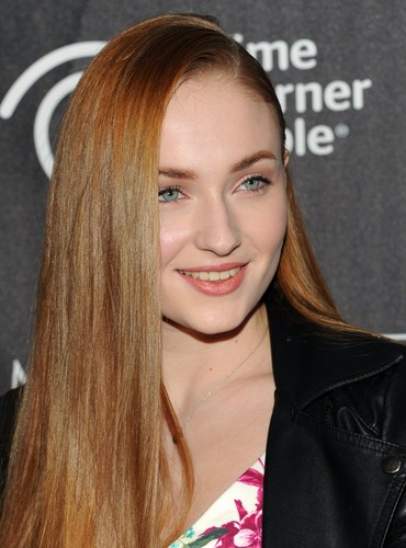 NYC Exhibition - Sophie Turner