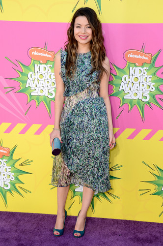 Nickelodeon's 26th Annual Kids' Choice Awards 2013