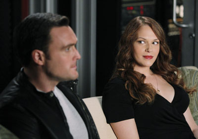 Rigsby + transporter, van Pelt- 5x20- Promo Picture