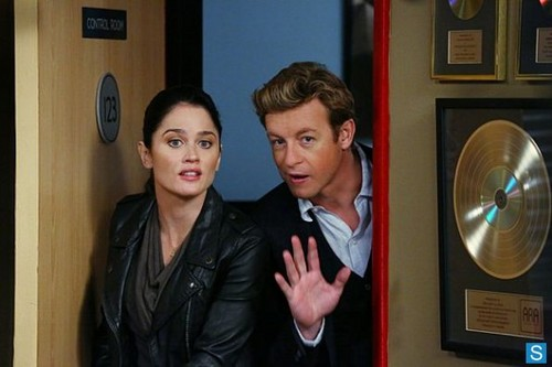 The Mentalist - Episode 5.20 - Red Velvet 컵케익 - Promotional Pictures