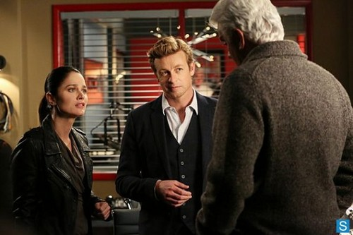 The Mentalist - Episode 5.20 - Red Velvet bánh nướng nhỏ - Promotional Pictures
