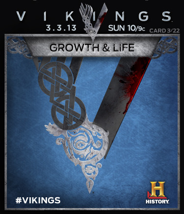 Vikings Collectable Cards 3