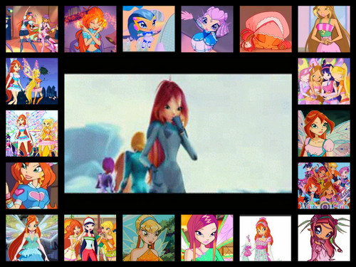 ramdom winx club moments
