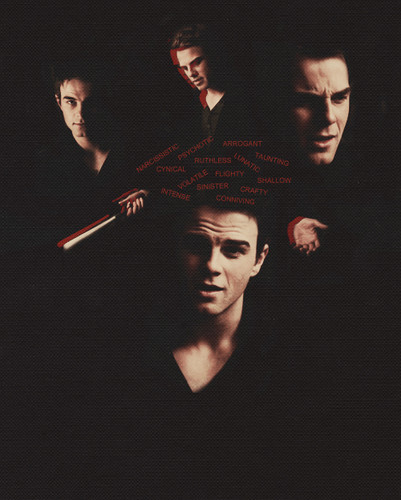 A Multitude of ways to describe Kol Mikaelson.