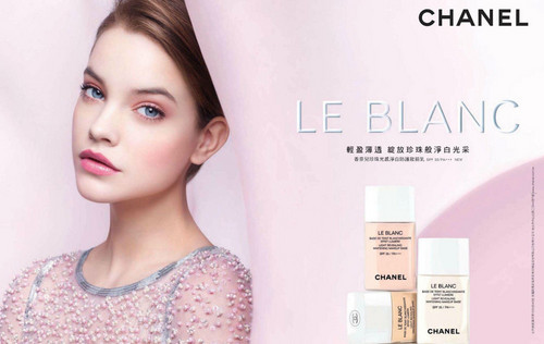 Chanel Beauty Spring 2012
