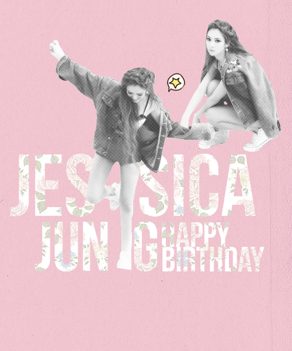 Happy Birthday Jessica ~