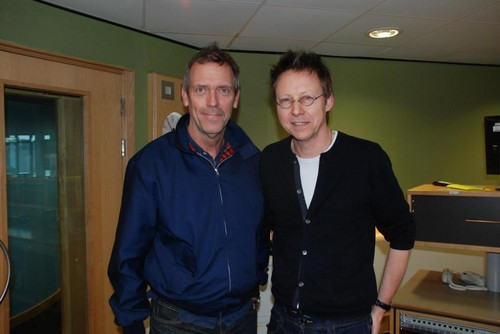 Hugh Laurie in Interview with Simon Mayo on BBC Radio 2 17.04.2013