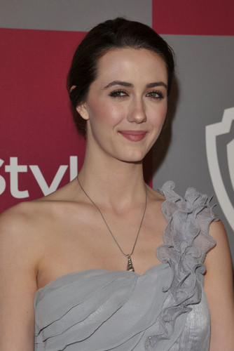 InStyle Warner Brothers Golden Globes Party 2011
