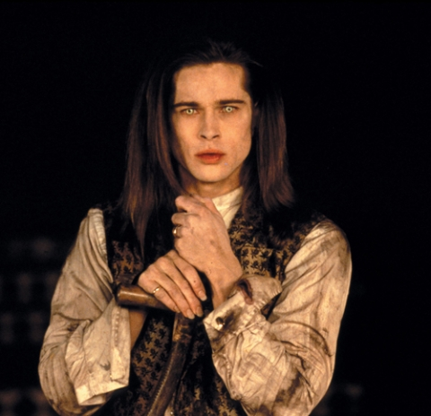Louis de Pointe Lac (Brad Pitt)