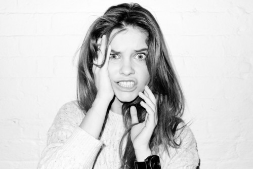 Photoshoot: Barbara Palvin sa pamamagitan ng Terry Richardson (February 2013)