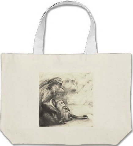 Rhesus Monkeys Bags