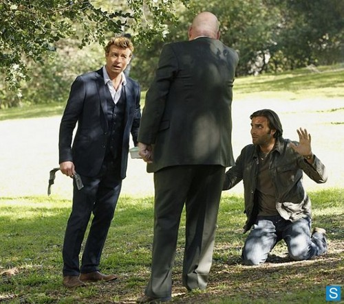 The Mentalist - Episode 5.21 - Red And Itchy - Promotional 사진