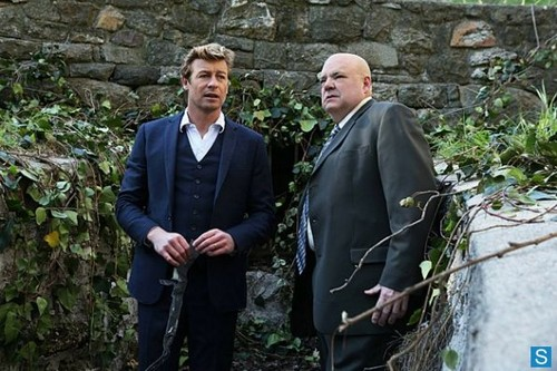 The Mentalist - Episode 5.21 - Red And Itchy - Promotional foto's