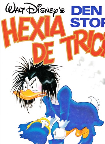 Walt Disney Books - The Big Magica De Spell (Danish Edition)