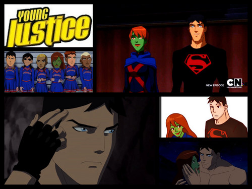 Young Justice MM X SB