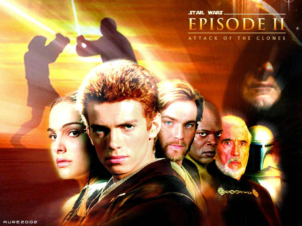 Ep Ii Star Wars Attack Of The Clones Photo 34236500 Fanpop Page 2