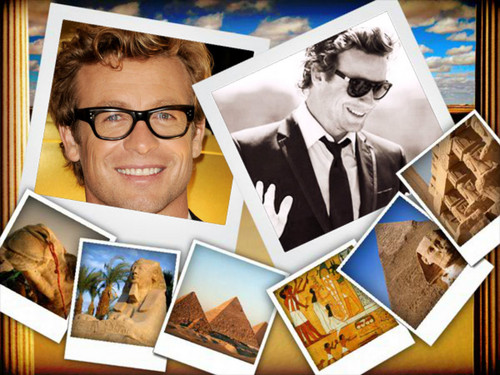 "simon baker ""the man that fell from heaven"""