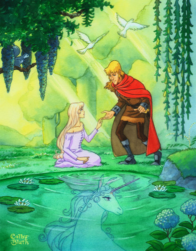 Amalthea and Lir