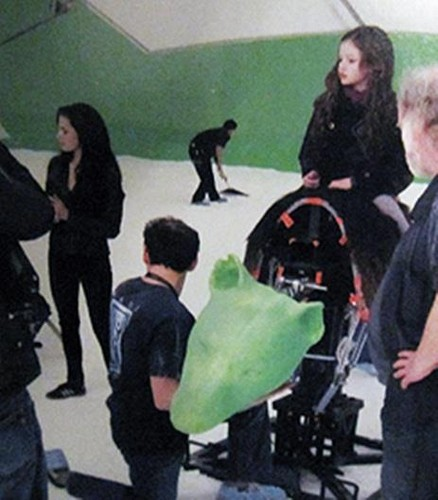 Breaking Dawn Bts