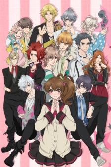 Brothers Conflict Anime version