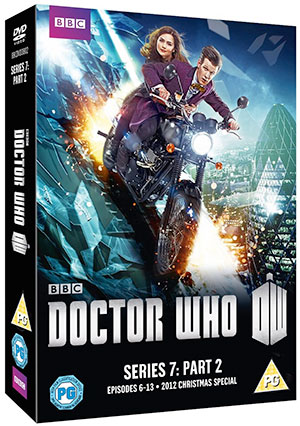 Doctor Who Series 7 Part 2 Box Set