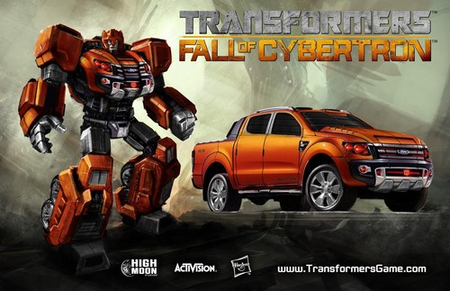 Fall Of Cybertron