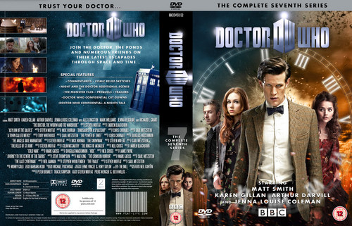 Fanmade DVD Cover
