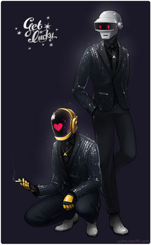 Daft Punk images Get Lucky HD wallpaper and background ...