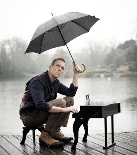 Hugh Laurie - Didn't it Rain - Photoshoot 2013