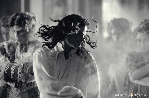 MJ GHOST'S **