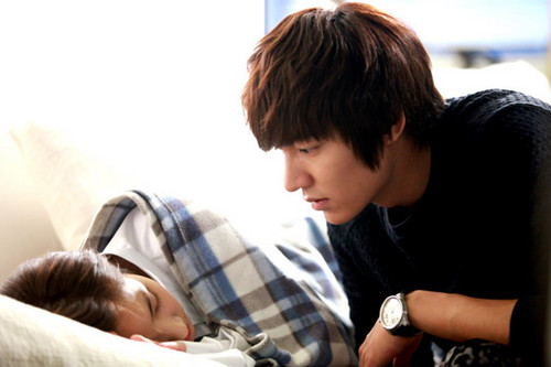 Min Ho 'City Hunter'