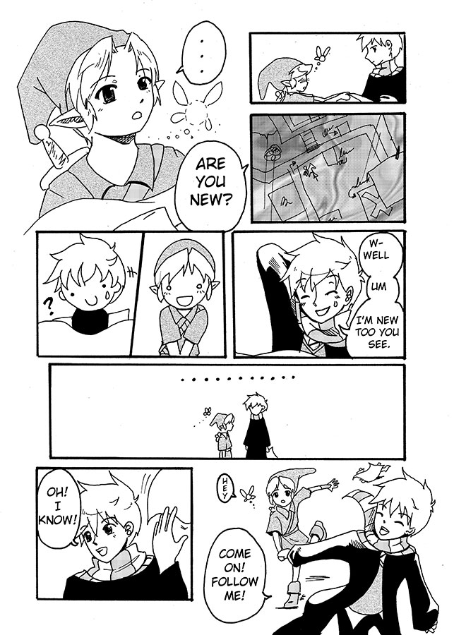 Mishap of Mischief: a Jack Frost Doujin pg21