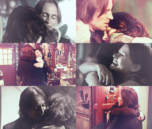Rumbelle Hugs