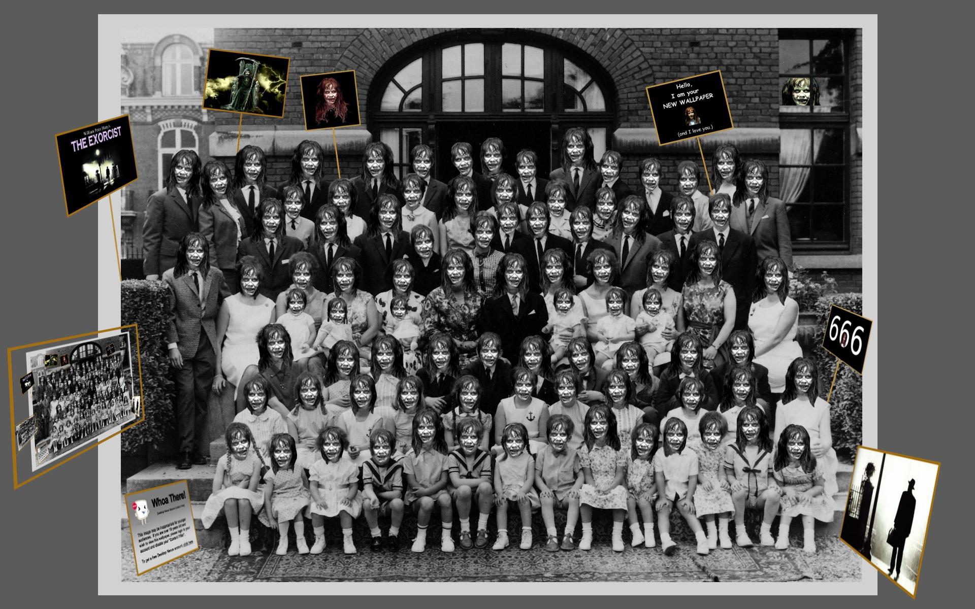 The Exorcist S Family The Exorcist Wallpaper 34302870 Fanpop